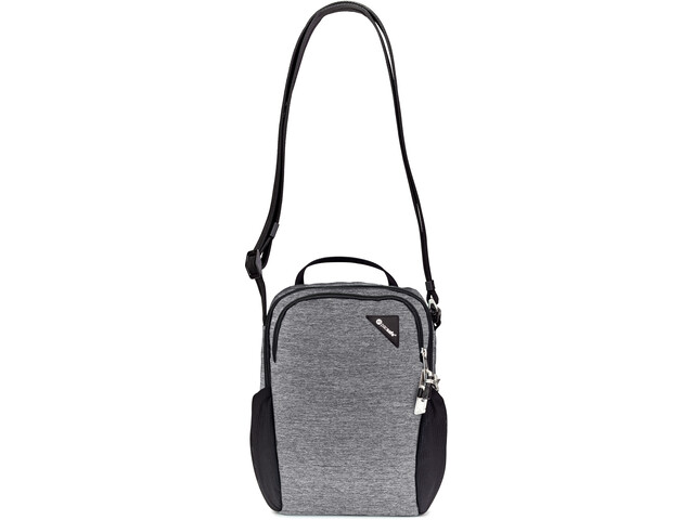 Pacsafe Vibe 200 Crossbody Bag, granite melange